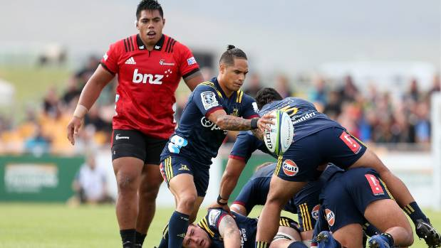 Highlanders beat Blues 41-34 in Super Rugby