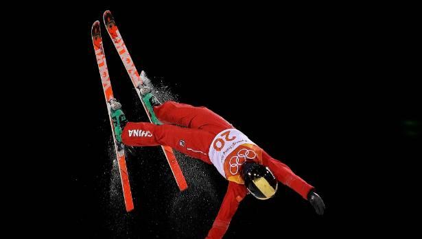 Winter Olympics: Former Australian Olympian in awkward Chinese gaffe