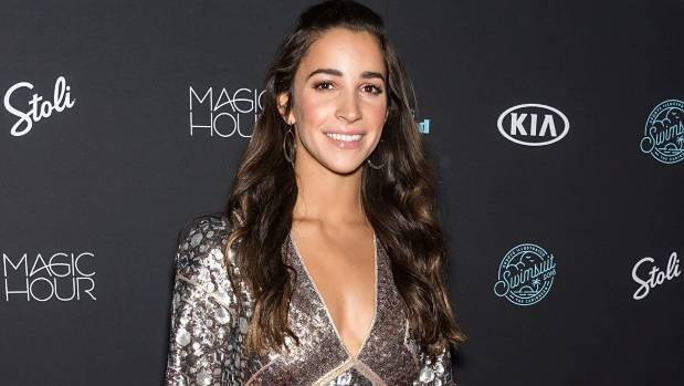 Aly Raisman Poses Nude For Sports Illustrated Swimsuit Edition — Survivor
