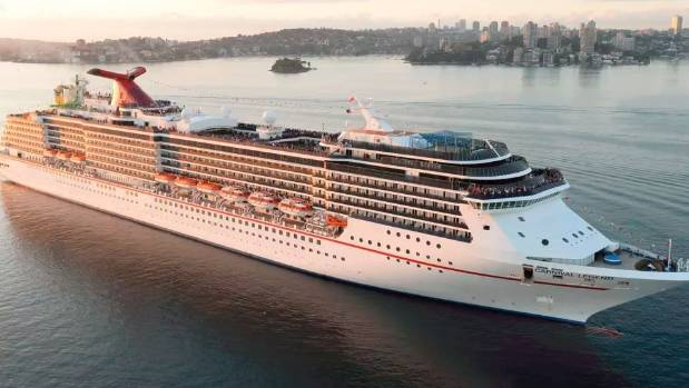 Entire family removed from Carnival Legend cruise ship over violent brawl