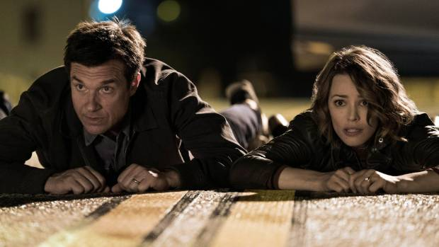 Jason Bateman and Rachel McAdams are lots of fun in 'Game Night'