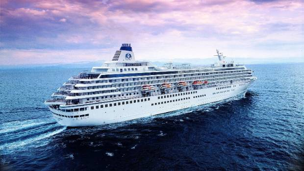 Cruise ship crystal symphony coming to nelson for High end cruise lines