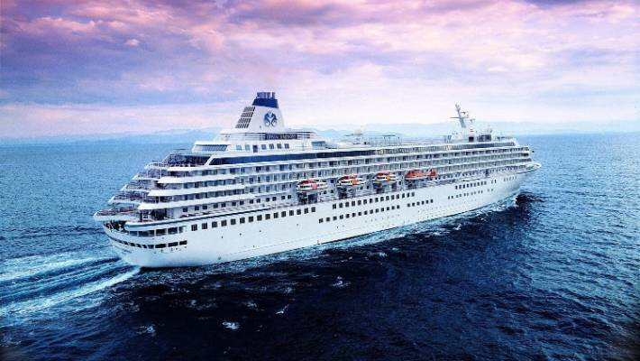 Cruise ship Crystal Symphony coming to Nelson | Stuff.co.nz