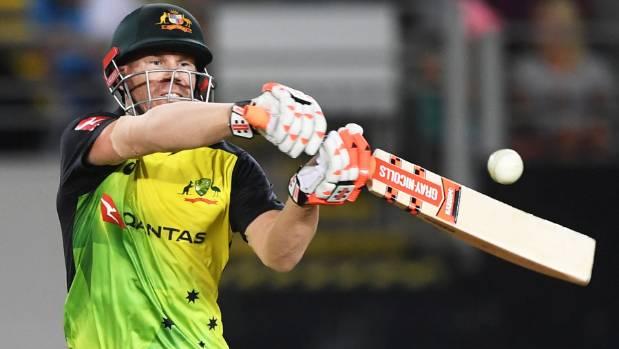 NZ wins toss, bats in tri-series T20 vs Australia