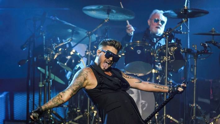 Queen & Adam Lambert Announce Massive Australian Tour!