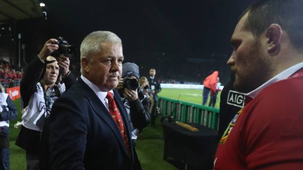 Murray and Sexton on Welsh hit list, warns Gatland