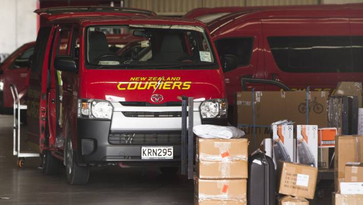 fd29160f9c6 New Zealand couriers  Auckland headquarters has moved to the North Shore.
