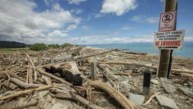 Cyclone Gita: Where in New Zealand will be hit hardest