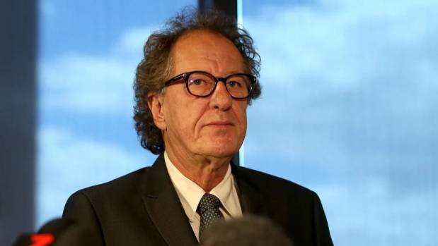 Court told Oscar-winning actor Geoffrey Rush inappropriately touched actress