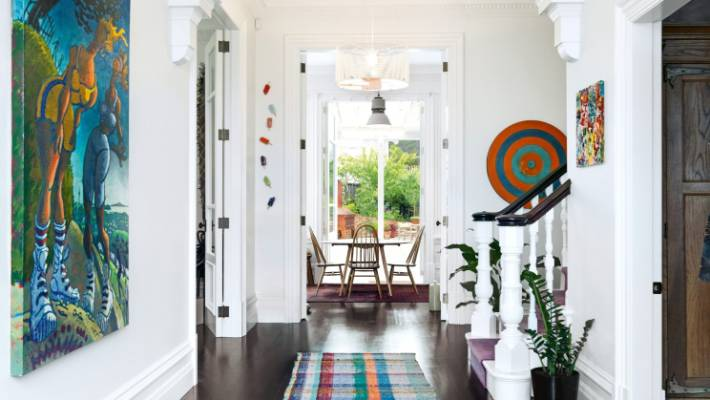 Five tips for brightening up your hallway stuff.co.nz