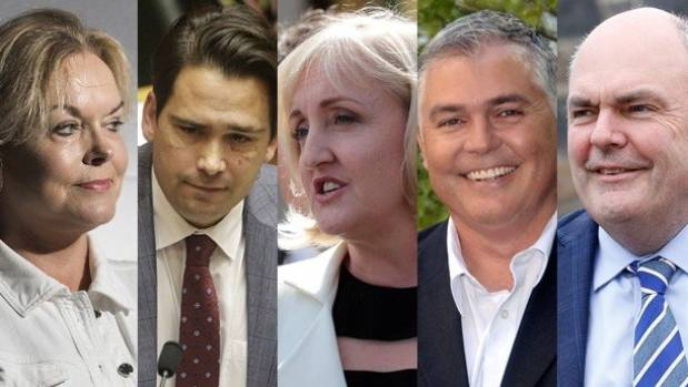 Simon to take on Jacinda and Winston