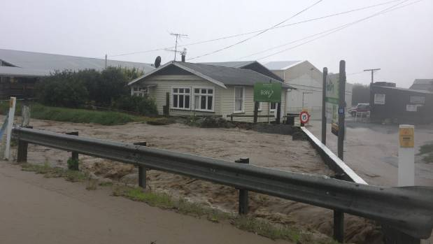 calamities caused due to heavy rain recently Local residents were concerned about rising water levels in the mone and man rivers amid heavy rain in recent  away due to heavy rain and  disaster .