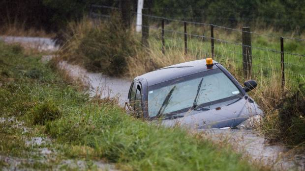 Remnants of Tropical Cyclone Gita Bring Heavy Rain, Flooding to New Zealand
