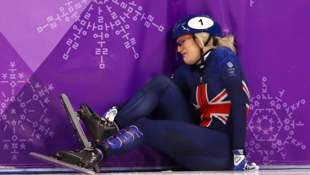 Winter Olympics: Christie has considered switch to skeleton