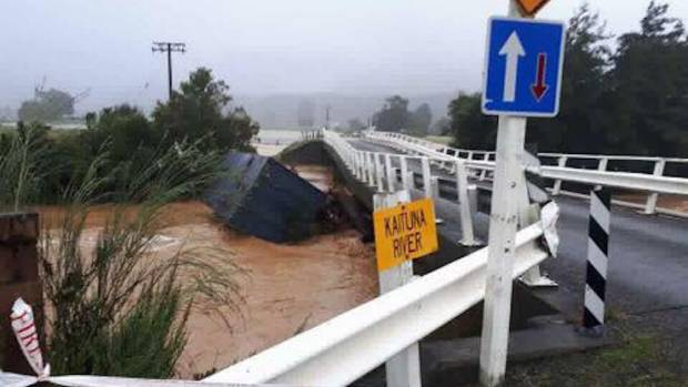 Flights to New Zealand Capital Grounded as Former Cyclone Gita Hits