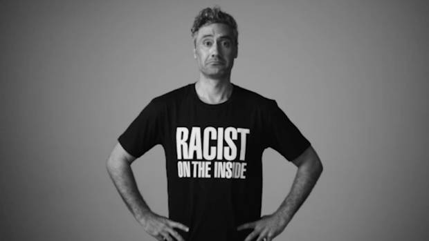 Taika Waititi accuses New Zealand of being racist