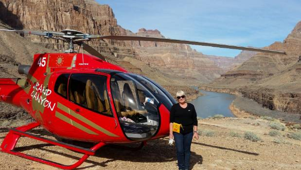 Kiwi Couple Takes Grand Canyon Helicopter Trip Hours Before Fatal Crash Stuff Co Nz
