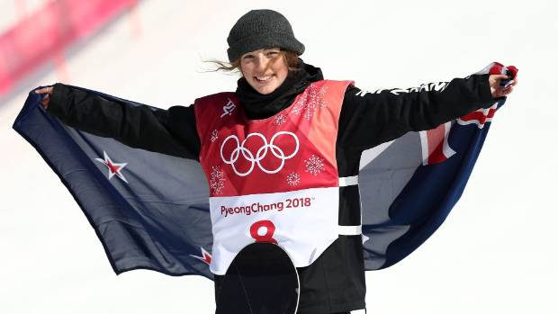 Winter Olympics: New Zealand teens end country's long medal-drought
