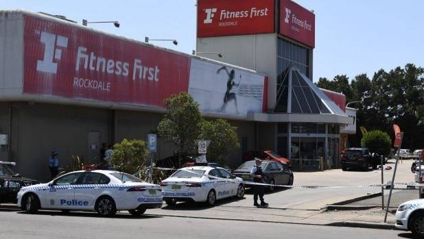 Hawi was shot as he sat in the driver's seat of his car outside Fitness First in Rockdale, in southern Sydney.