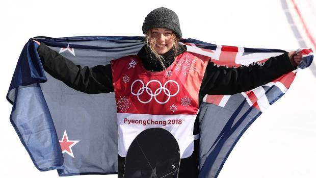 New Zealand triples all-time Winter Olympic medal count in one day