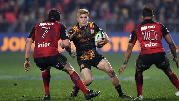 Damian Mckenzie S Transition To First Five Eighth Starts Against The Crusaders In Christchurch This Weekend