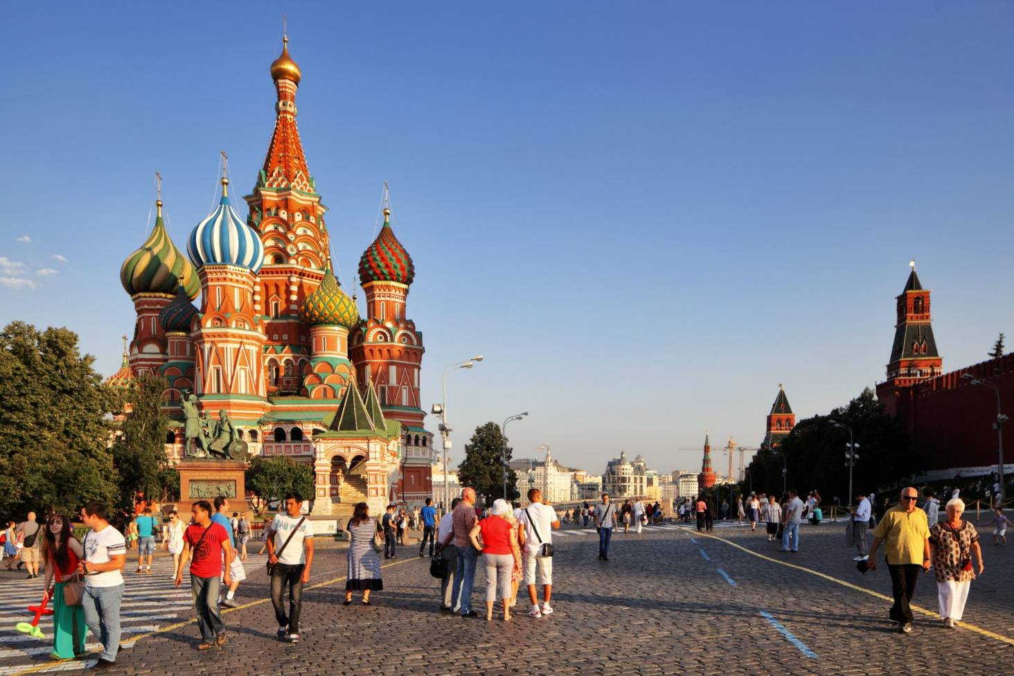Moscow Russia Top 10 Things To Do Stuff Co Nz
