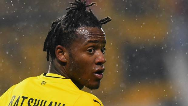 More monkey chants in Italy as Dortmund's Batshuayi targeted by Atalanta fans