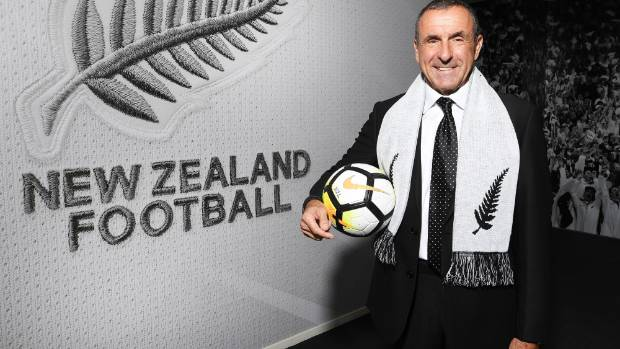 Swiss Schmid named New Zealand coach