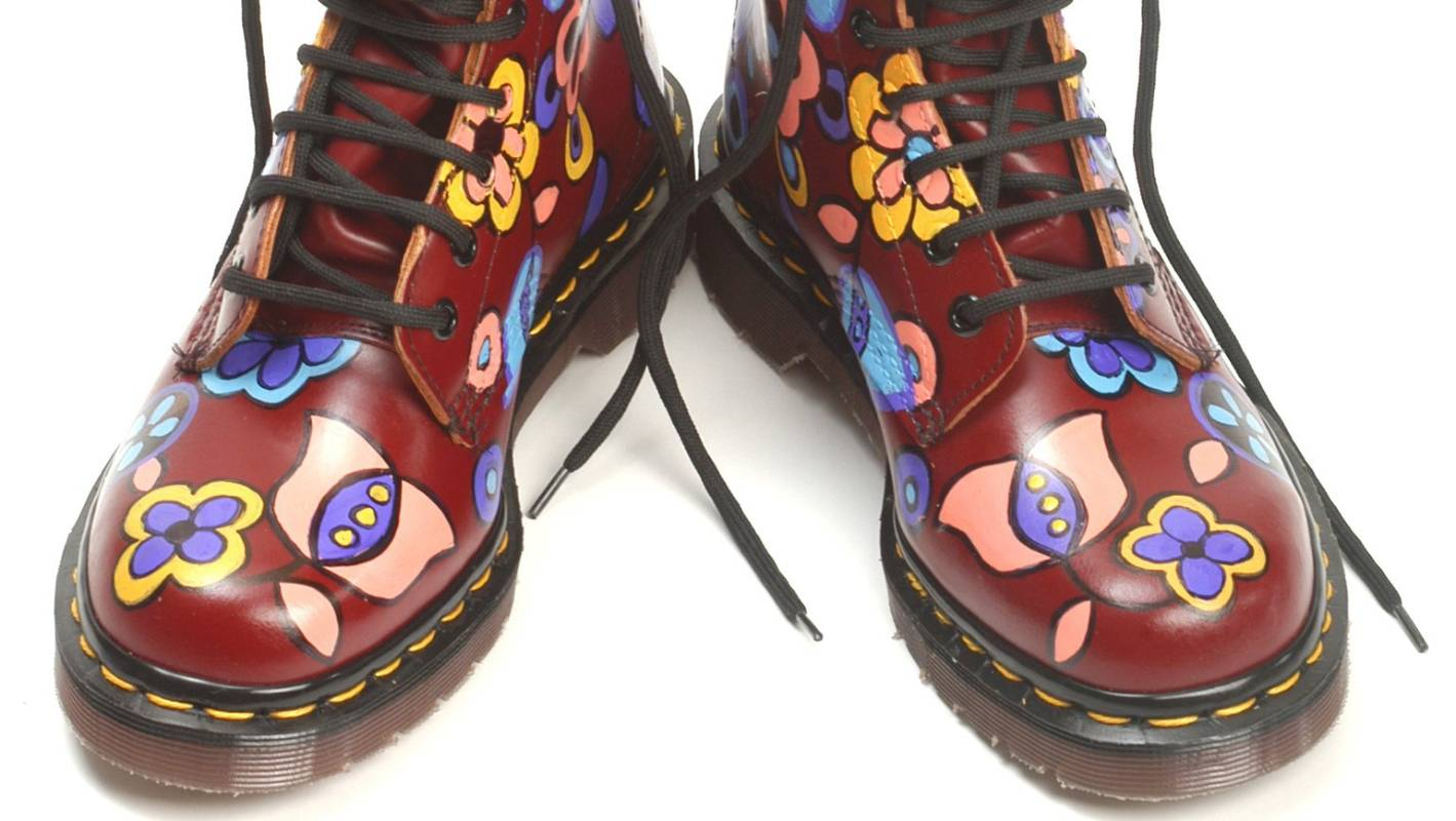 Dr Martens, the anti-establishment brand of utilitarian boots, is coming to New Zealand