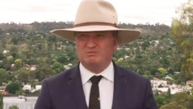Australian Deputy PM Barnaby Joyce resigns amid ongoing scandal