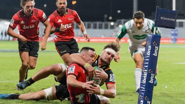 Crusaders beat Chiefs, Brumbies top Sunwolves in Super Rugby