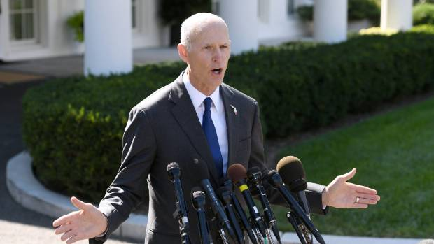 Florida's Republican governor, Rick Scott, a longtime supporter of the NRA, supported new measures to raise the age ...