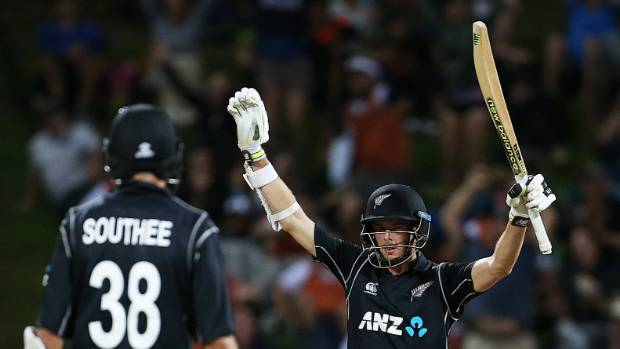 Ross Taylor, Tom Latham guide New Zealand to win over England