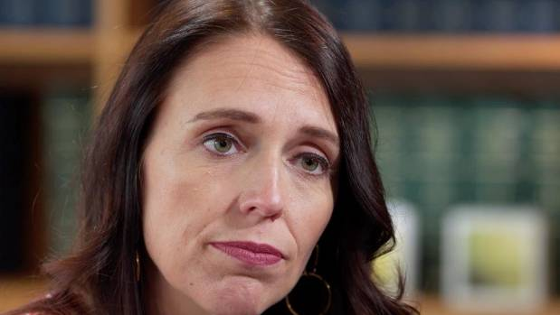Pregnant NZ PM unfazed by 'sexist' interview