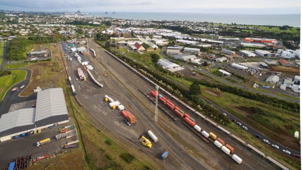 More rail/road hubs, such as Smart Road hub, may be needed if the rail network was upgraded in Taranaki.