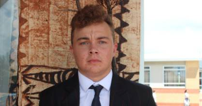 Rangitoto College student Robbie Cederwall died following a crash at Rothesay Bay in June.