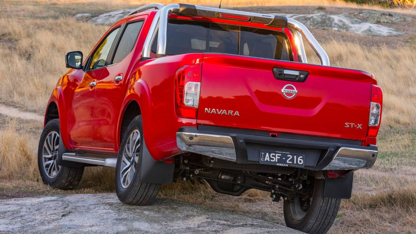 changes to nissan navara will carry it through 2018. Black Bedroom Furniture Sets. Home Design Ideas