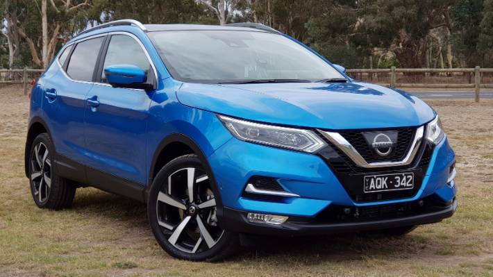 New Face For 2018 Incorporates Nissan S So Called V Motion Grille Design