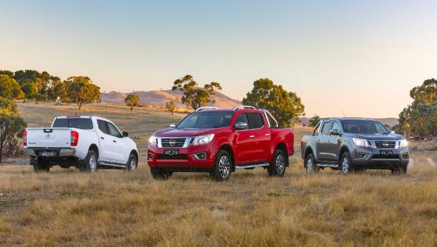 Changes to Nissan Navara will carry it through 2018   Stuff