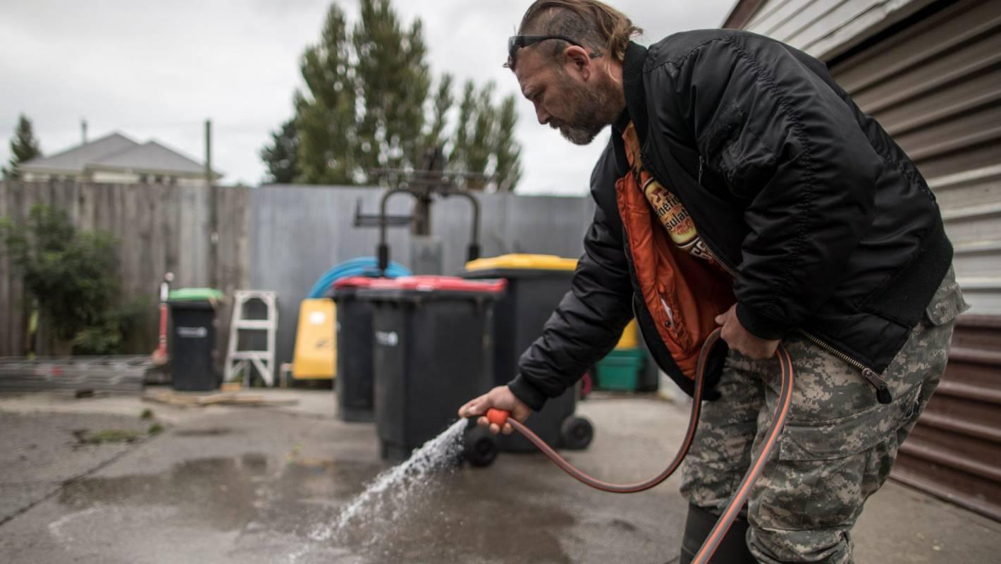 Raw sewage causing a stink at Christchurch home | Stuff co nz