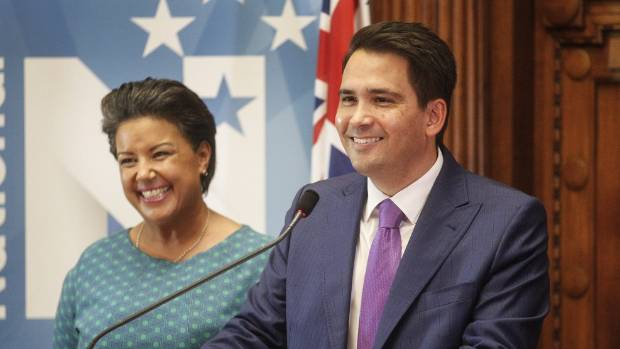 Simon Bridges: New National line up all about talent and potential