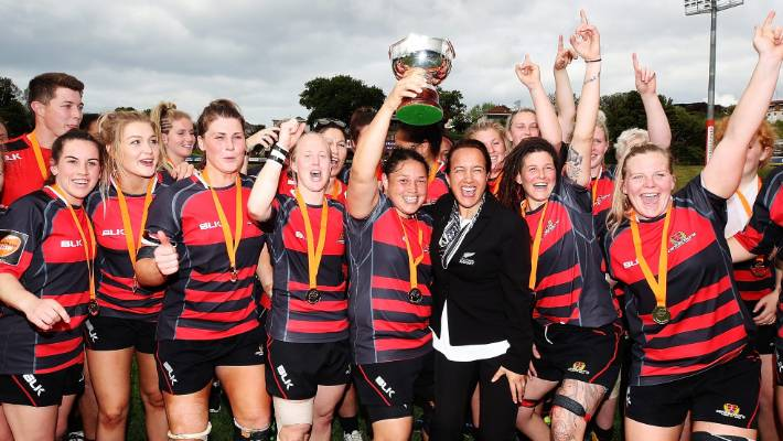 Title-winning Crusaders not nominated by Canterbury Rugby for