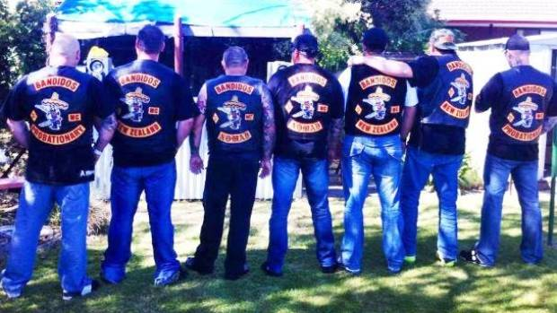 The first New Zealand chapter of the Bandidos gang was set up in south Auckland in 2012.