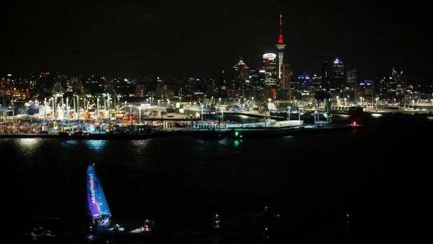 One Final Hurdle For Volvo Ocean Race Fleet On Approach To Auckland