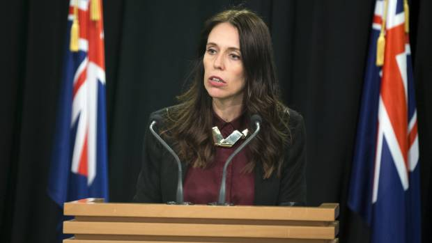 Jacinda Ardern says the Labour Party dropped the ball in its handling of alleged sexual assaults at a Young Labour