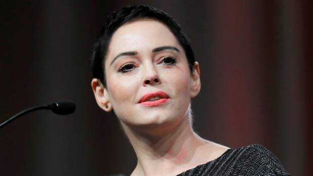 Rose McGowan Speaks Out on Anthony Bourdain, Asia Argento's Romance class=