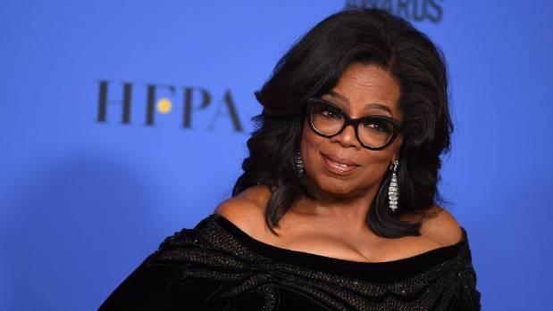 Oprah reveals the one reason she'd run for president