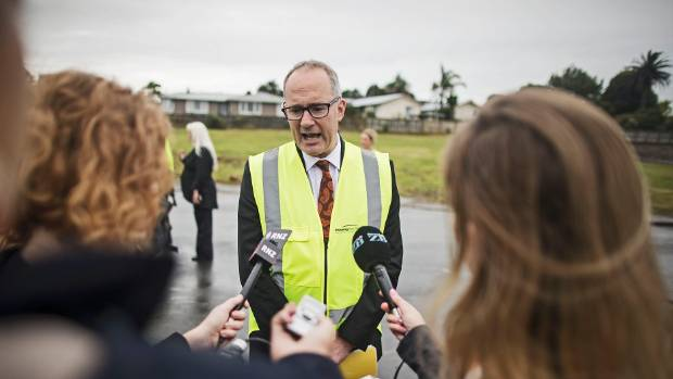 Minister of Housing and Urban Development Phil Twyford considers an authority for urban development as the key to charging turbo & # 39; s ...