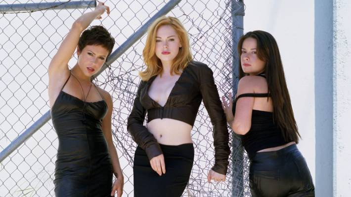 Sexy charmed girls
