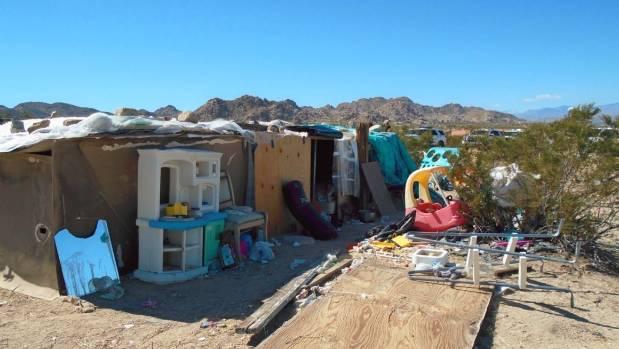 California family lived among mounds of trash, feces, deputies say